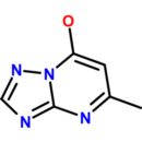 5-Methyl-7-hydroxy-S-triazolo-4-1-5a-pyrimidine-Sta-salz-Molekula-Group-39113245-100G