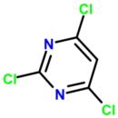 2-4-6-Trichloropyrimidine-Molekula-Group-27921085-25G