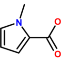 1-Methylpyrrole-2-carboxylic-acid-Molekula-Group-56639360-1G