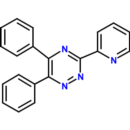 3-2-Pyridyl-5-6-diphenyl-1-2-4-triazine-Molekula-Group-21257632-5G