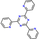 2-4-6-Tri-2-pyridyl-s-triazine-Molekula-Group-50544709-5G