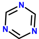1-3-5-Triazine-Molekula-Group-24606622-5G