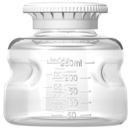 250ml-PS-Media-Bottle-with-SECUREgrasp-Cap-Non-Sterile-24-case-116-4001-RLS-Foxx-Life-Scences-116-4001-RLS