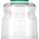 500ml-PETG-Media-Bottle-with-SECUREgrasp-Cap-Non-Sterile-24-case-111-5001-RLS-Foxx-Life-Scences-111-5001-RLS