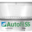 NEW-Autofil-SS-250ml-FUNNEL-ONLY-2um-Super-High-Flow-PES-Sterile-12-case-116-1233-RLS-Foxx-Life-Scences-116-1233-RLS