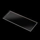 Microscope-Slides-Diamond-White-Glass-25-x-75mm-45-Beveled-Edges-Clipped-Corners-Plain-Globe-Scientific-1384-10