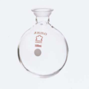 Single-Spherical-Joint-Neck-Heavy-Wall-Round-Bottom-Flasks-3000-mL-Kimble-Chase-601050-0936