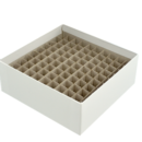 2-Freezer-Box-w-81-hole-divider-Diversified-Biotech-FRSB-1000