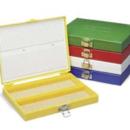 100-Place-Micro-Slide-Box-Blue-SLDB-1000-Diversified-Biotech-SLD-1000