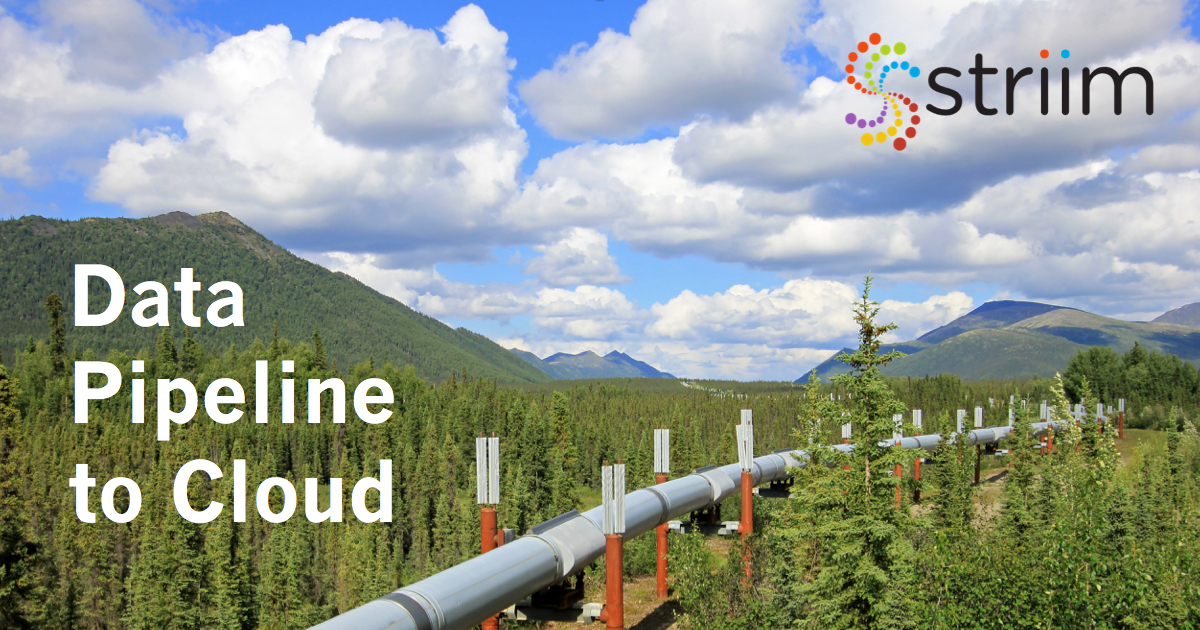 Data Pipeline to Cloud
