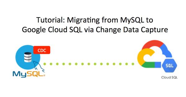 MySQL to Google Cloud SQL