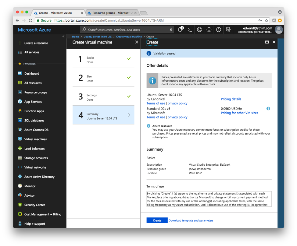Continuous Data Movement to Azure: Getting Started with Striim | Striim