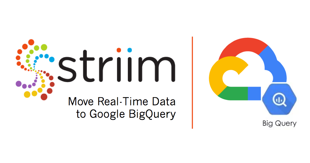 Striim Announces PaaS Offering for Real-Time Data Integration to