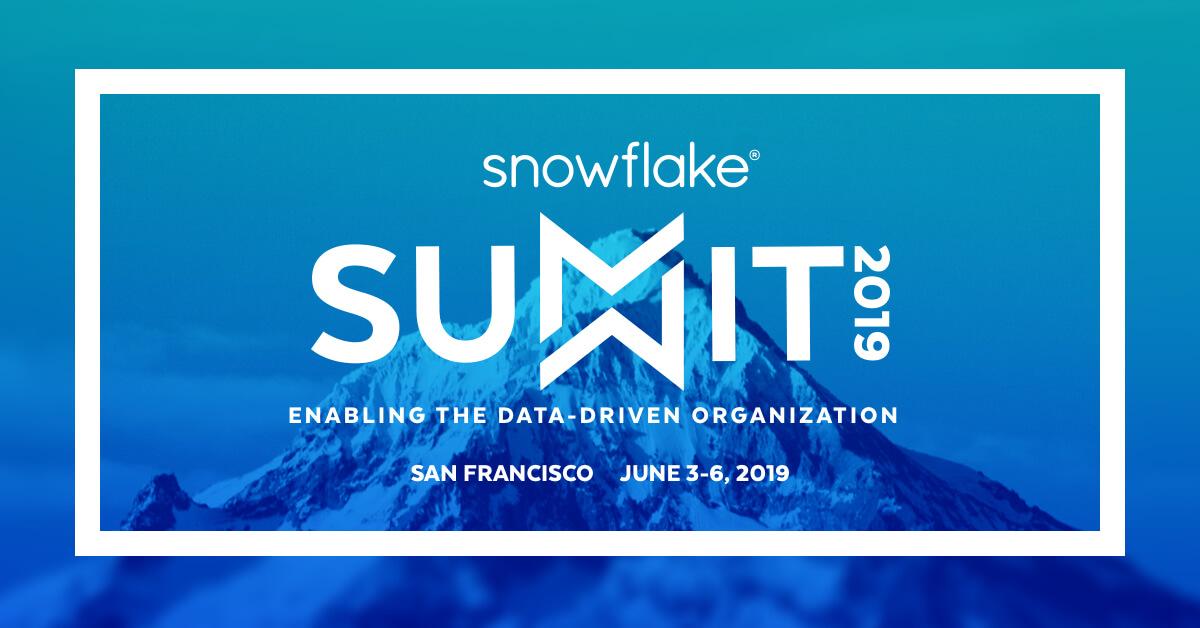 Snowflake Summit