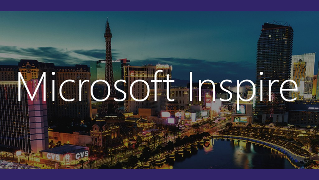 Microsoft Inspire Las Vegas