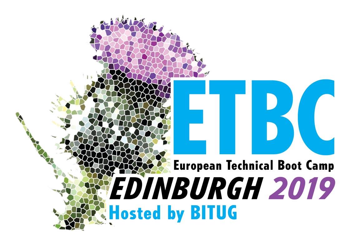 ETBC Edinburgh (European NonStop Boot Camp)