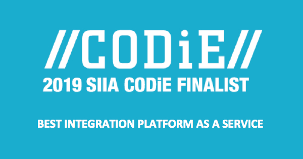 Striim - 2019 CODiE Awards - Best iPaaS