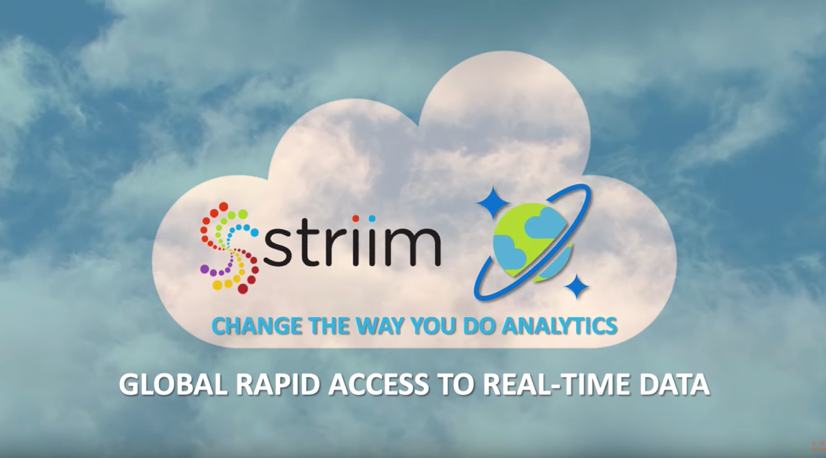 Moving Real-Time Data to Azure Cosmos DB with Striim | Striim