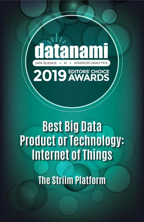 Datanami Readers' and Editors' Choice Awards