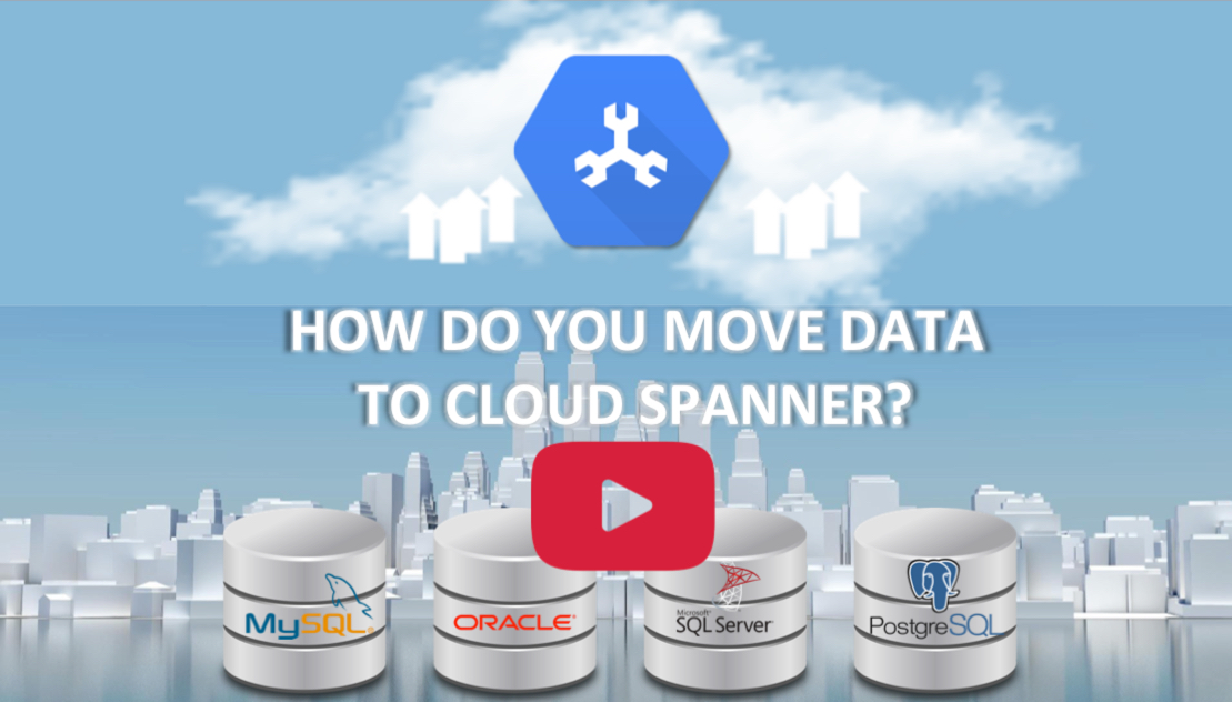 Demo: Migrate data to Cloud Spanner