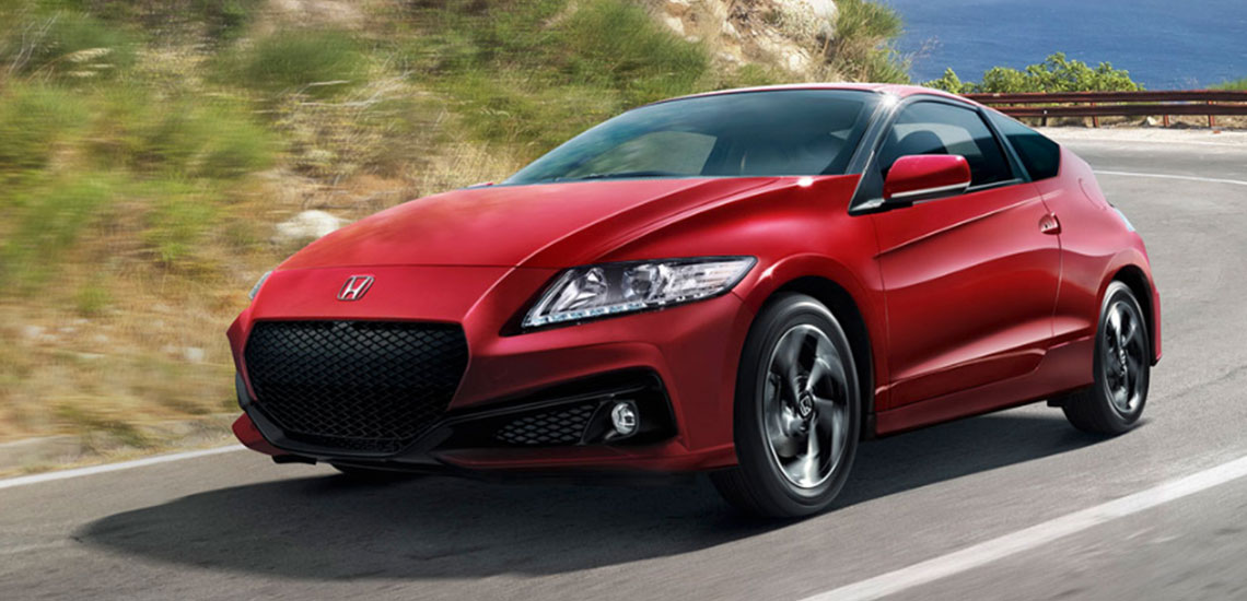 The Honda CR Z Is Produced By Motor Company Its A Sport Compact Hybrid Electric Car Which Was First Introduced On October 23 2007 Name