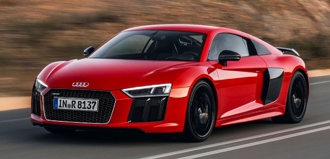 Audi R Studio Motors - Audi r8 lease