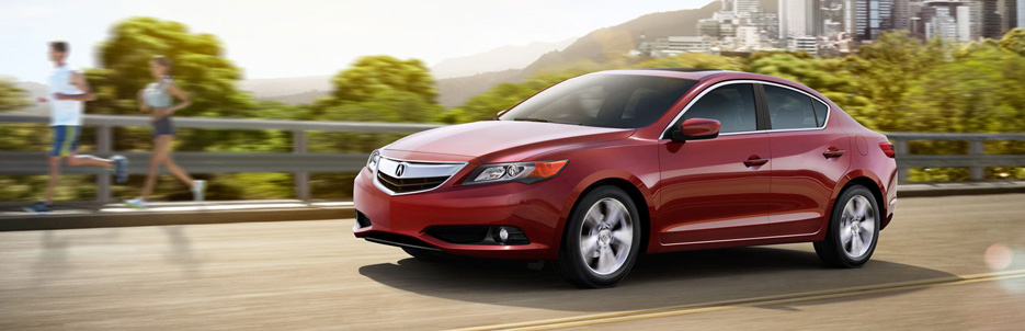 2017 Acura ILX Lease Deals