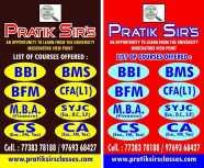 Pratik Sirs Classes coaching class