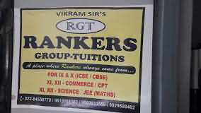 Rankers Group Tuitions coaching class