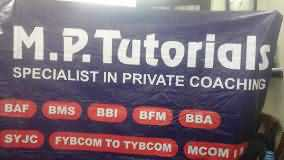 MP Tutorials coaching class