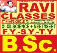 Ravi Classes coaching class