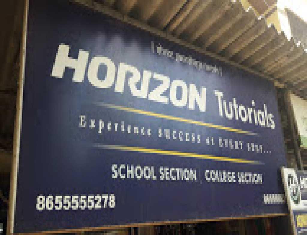 Horizon Tutorials coaching class