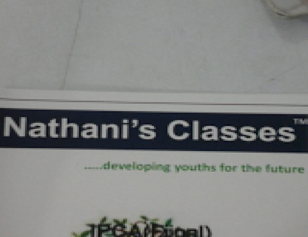 Nathani Classes coaching class