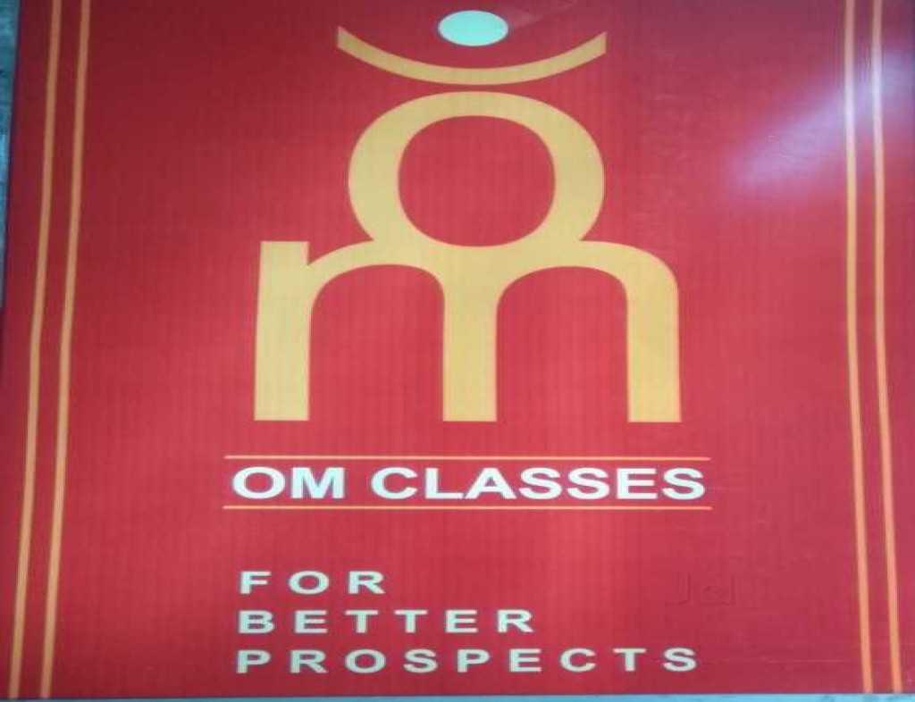OM Classes coaching class