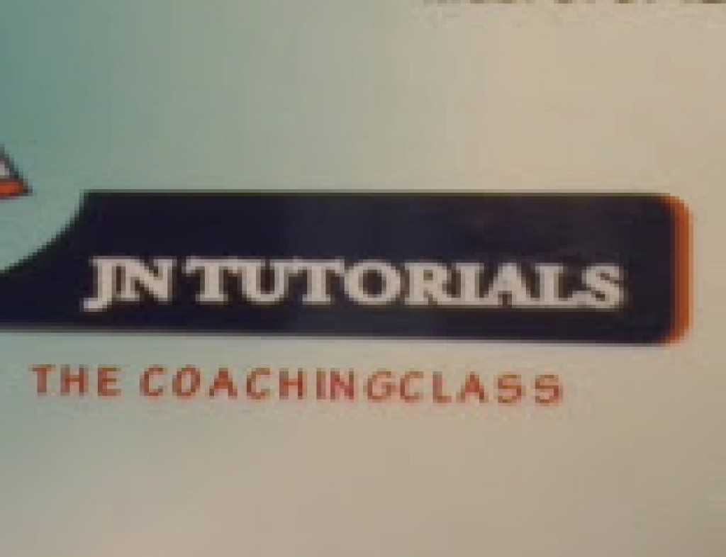 JN Tutorials coaching class