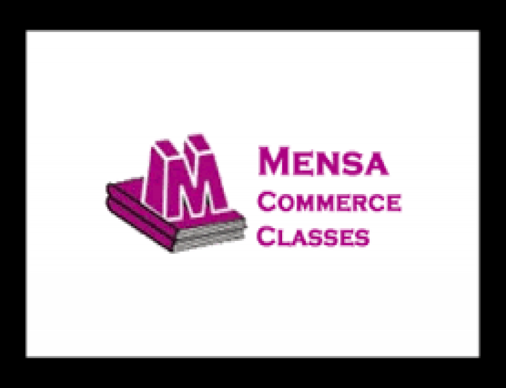Mensa Commerce Classes coaching class