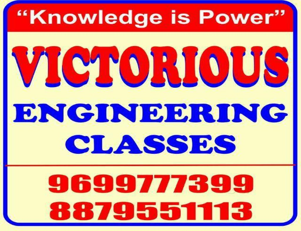 Victorious Engineering Classes coaching class