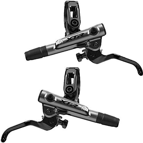 Shimano XTR BLM9120 Hydraulic Brake Lever Pair with Cable IBLM9120PA
