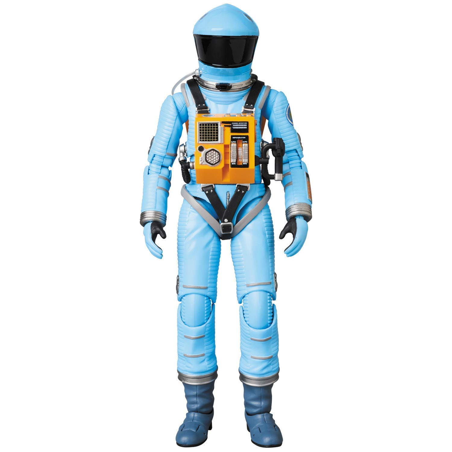 Medicom MAFEX 090 2001 A Space Odyssey Space Suit Light blu Version