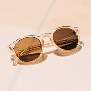 Tortoise Emerald SUNSKI Sunglasses DIPSEA