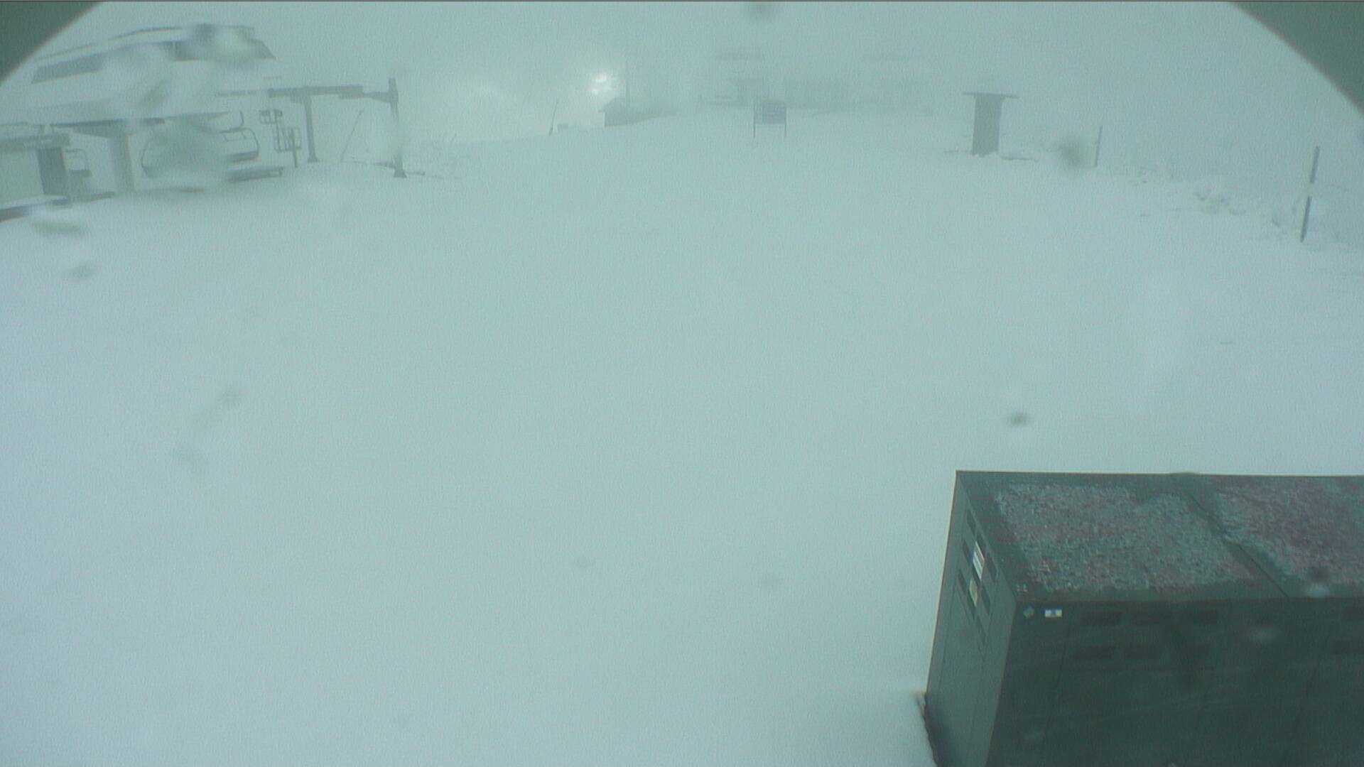 Web camera from the top of Lookout Restaurant on Bald Mountain