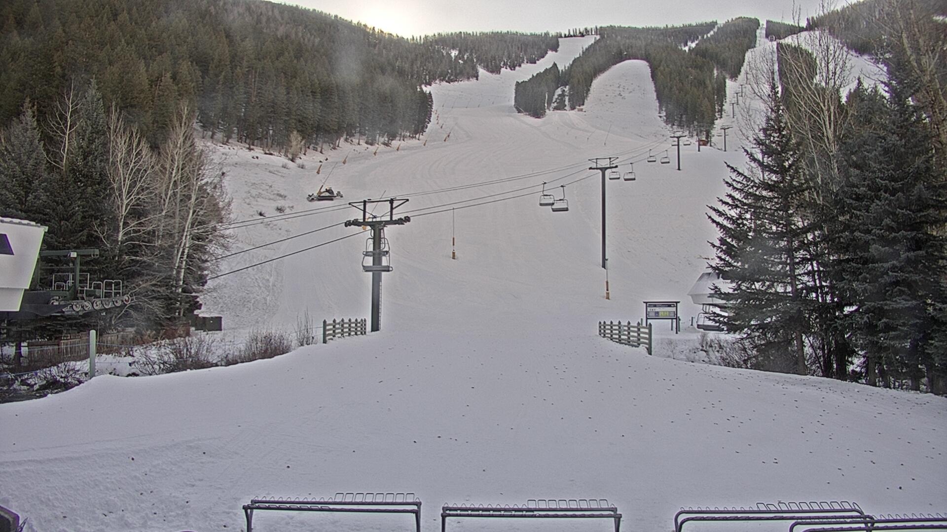 Webcam en Warm Springs, Sun Valley (Estados Unidos)