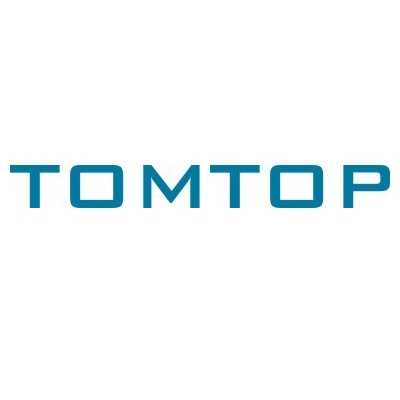 TomTop is an authorized merchant