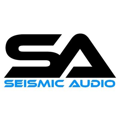 Seismic Audio Speakers