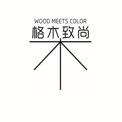 wood meets color