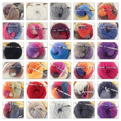 Fashion yarn shop