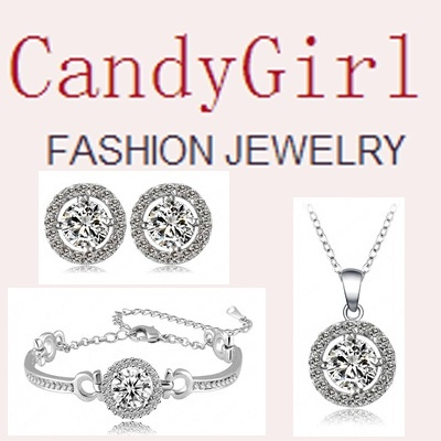 Fashion CandyGirl Jewelry