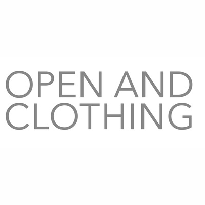 Open and Clothing