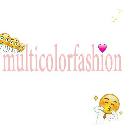 multicolorfashion