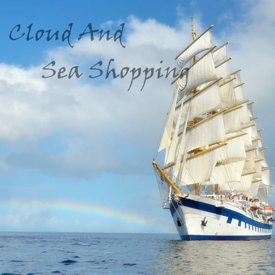 cloud and sea shopping